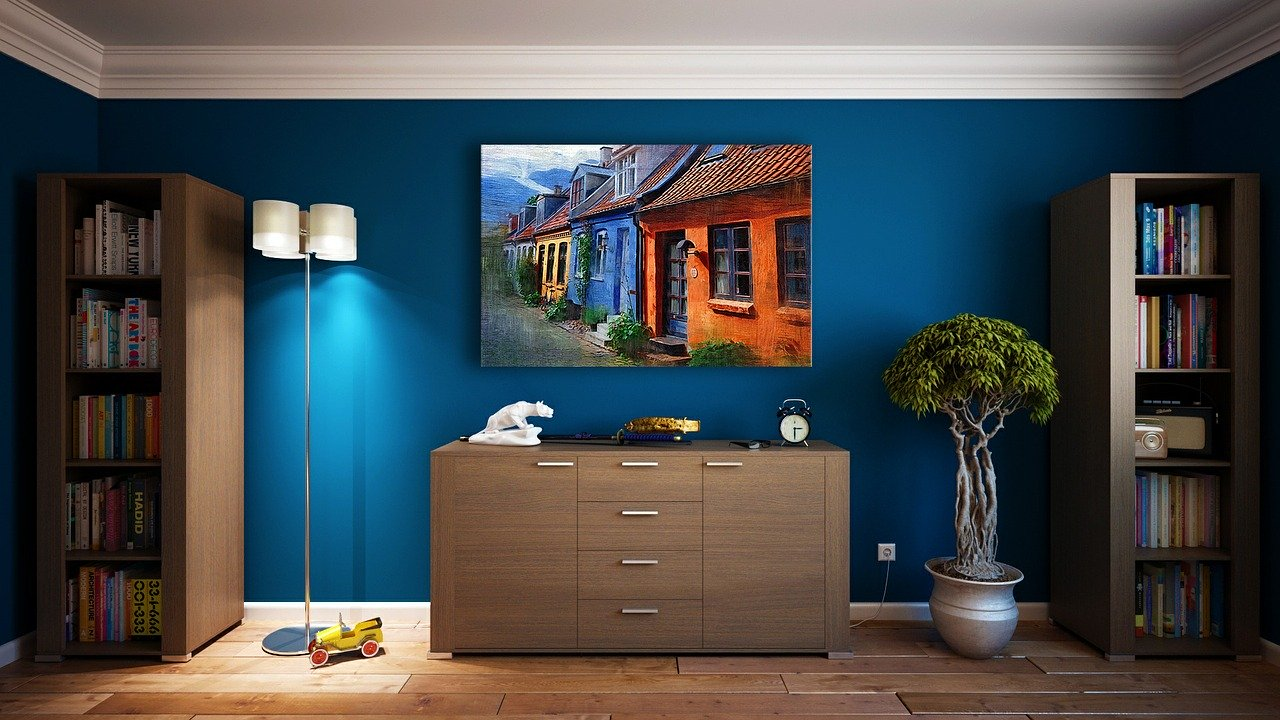 La décoration intérieure et la tendance