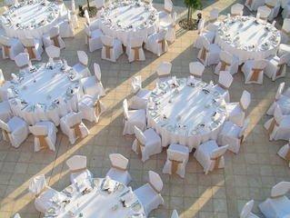 Comment réussir la décoration d'une fête de mariage?