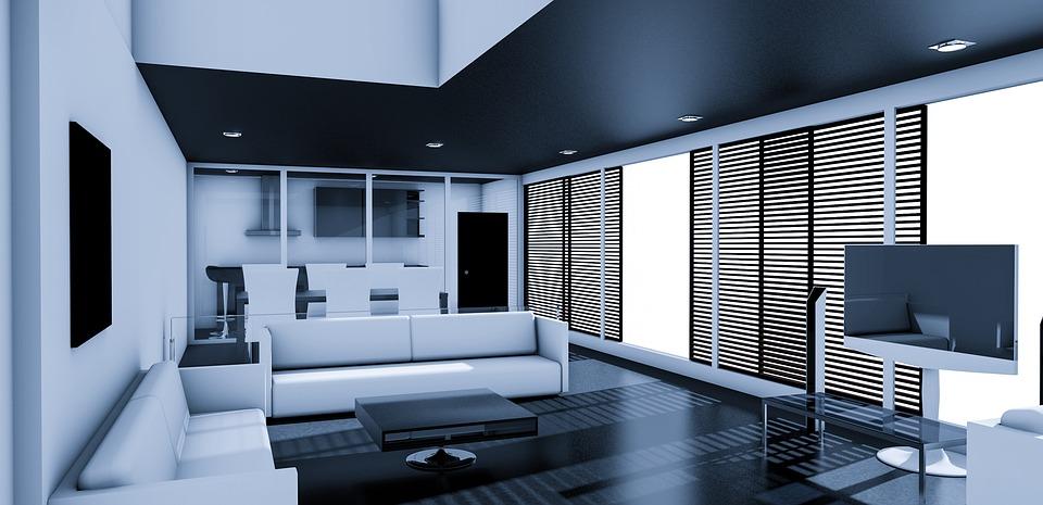L'art de décorer un salon avec une baie vitrée
